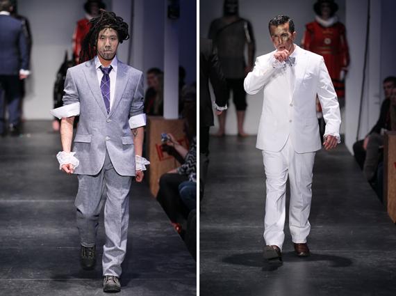 the runway at FAT 2011 : Imagozine
