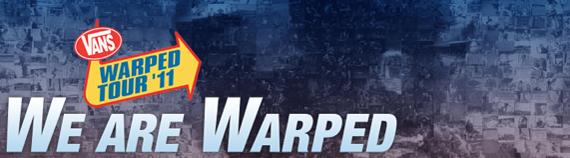 upcoming : Vans Warped Tour 2011