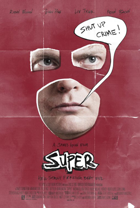 film review : Super