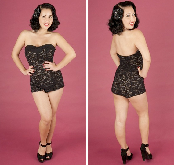 item of the week : ava swimsuit by Lucy B Lingerie