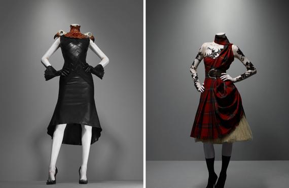exhibition review : Alexander McQueen: Savage Beauty