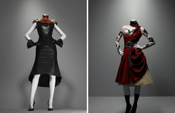 exhibition review : Alexander McQueen: Savage Beauty