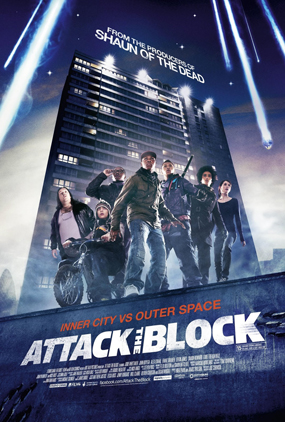film review : Attack the Block