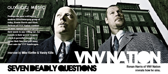 seven deadly questions : VNV Nation