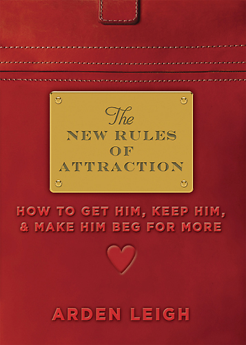 item of the week : The New Rules of Attraction by Arden Leigh
