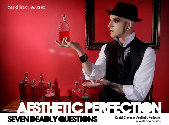 seven deadly questions : Aesthetic Perfection