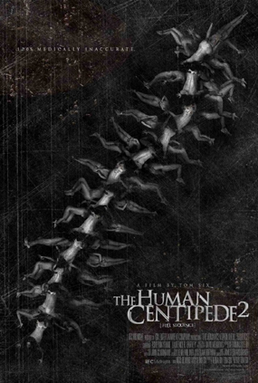 film review : The Human Centipede II (Full Sequence)