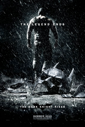 upcoming : The Dark Knight Rises