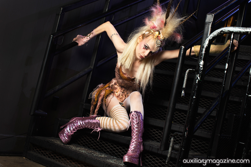 interview : Emilie Autumn