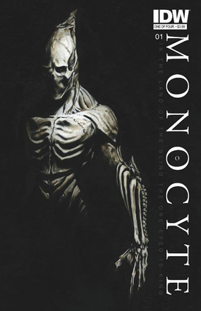 graphic novel review : Monocyte parts 1 and 2