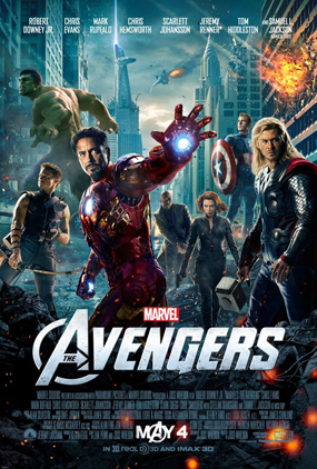 film review : The Avengers
