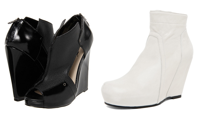fashion find : cyber shoes invade