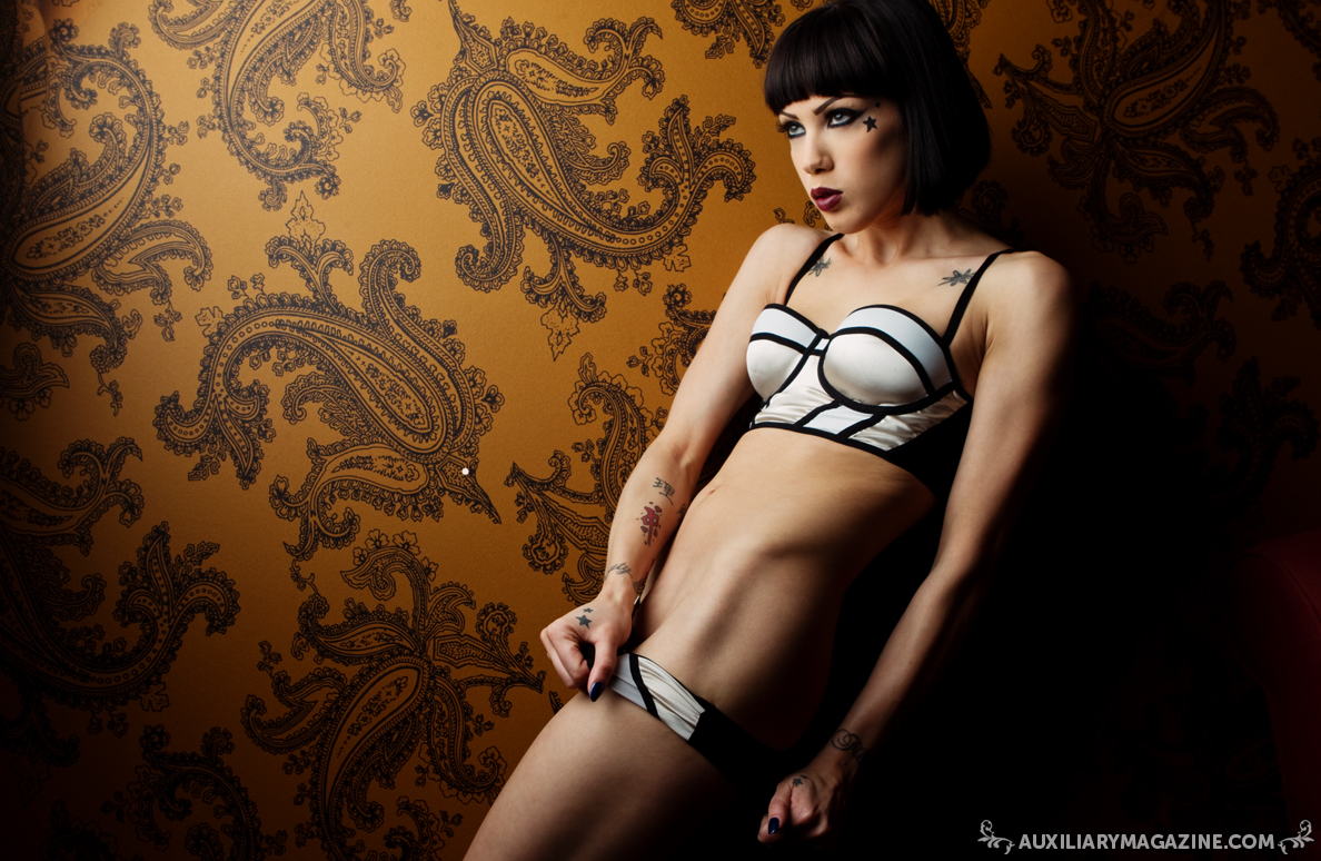 the PinUp : Asphyxia Noir
