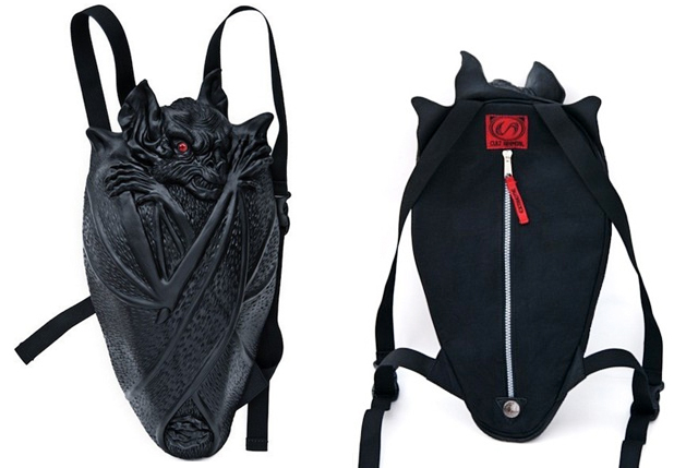 item of the week : Vampire Bat Backpack by Cult Appeal