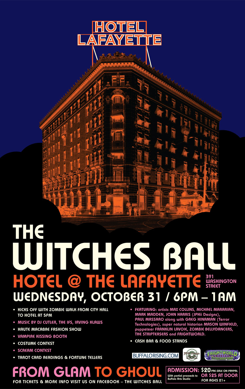 upcoming : Halloween events to die for
