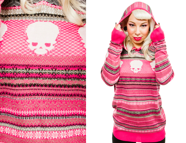 item of the week : Christmas Sweater by Iron Fist