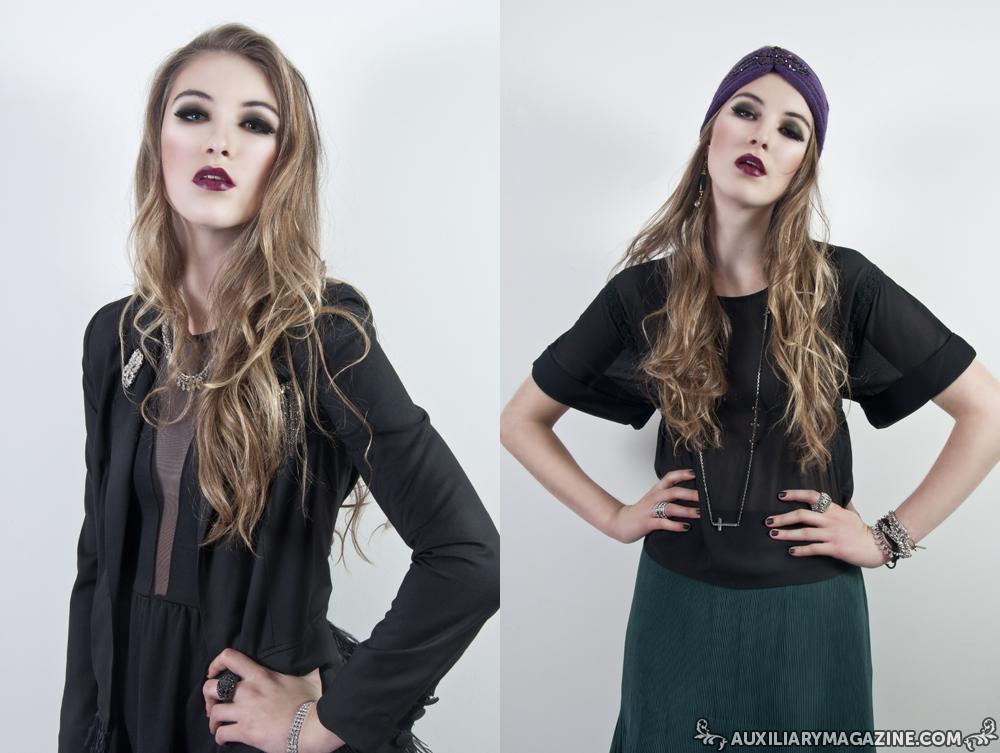 style : Dark Deco