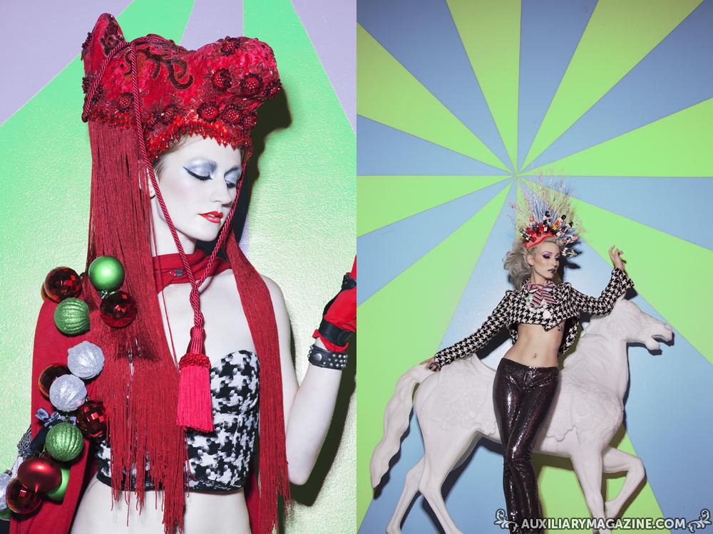 fashion editorial : Sugar High