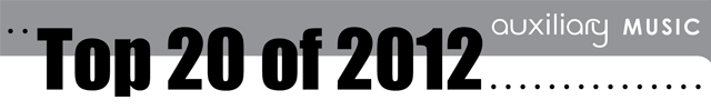 Top 20 of 2012