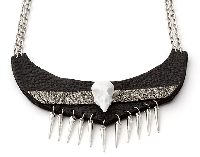 item of the week : The Night Collar by COVEN by Sonia Kang