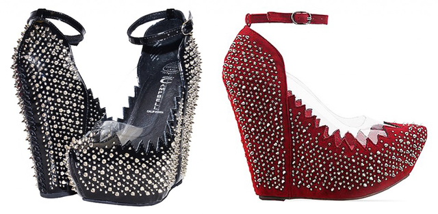 item of the week : Audrey Spike by Jeffrey Campbell
