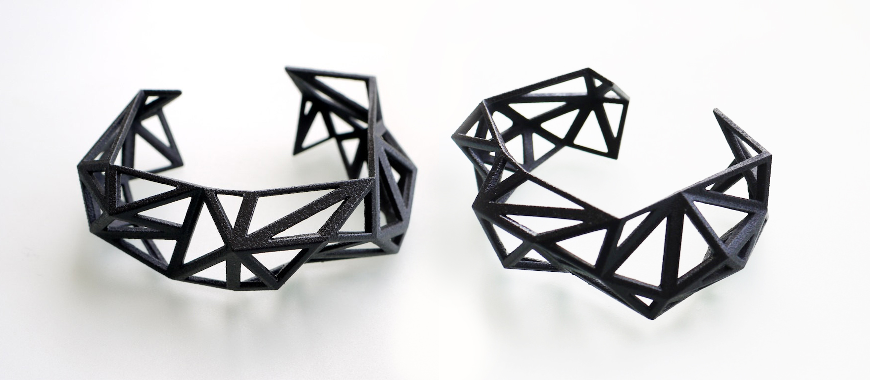 item of the week : Triangulated Cuff Bracelet by Archetype Z