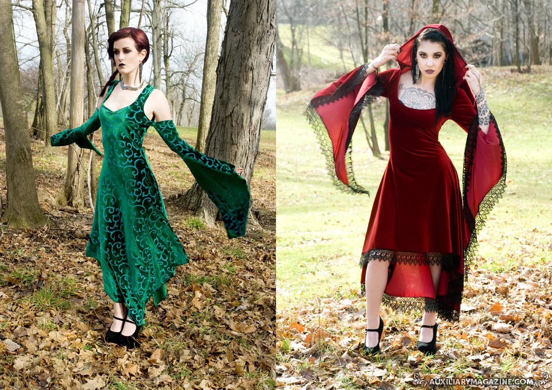 designer spotlight : Rose Mortem