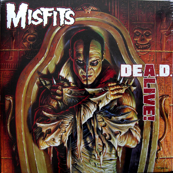 release of the week : Misfits – DeA.D. Alive