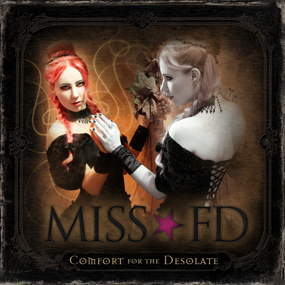 release of the week : Miss FD – Comfort for the Desolate