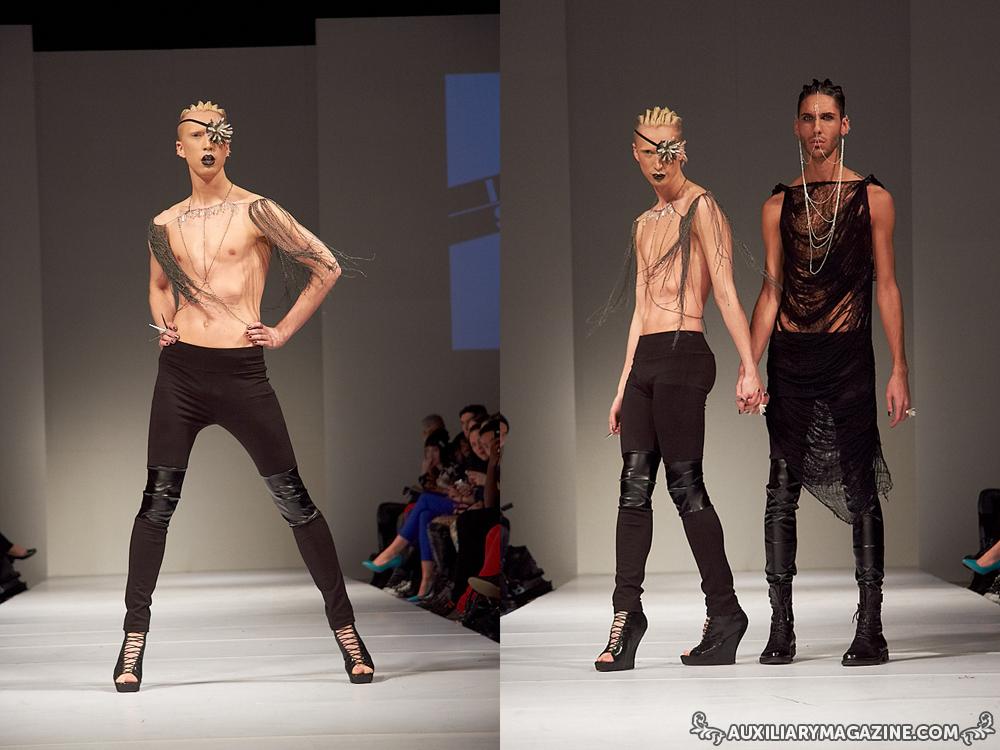 runway : M.Sexton at FAT 2013