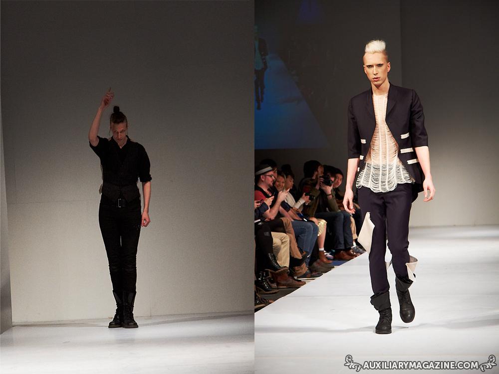 runway : Craig Renaud FAT 2013