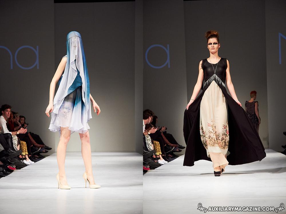 runway : Masha at FAT 2013