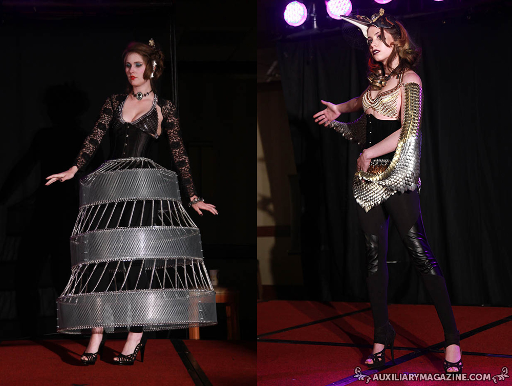 in attendance : The Steampunk World's Fair 2013