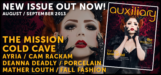 August/September 2013 Issue out now!