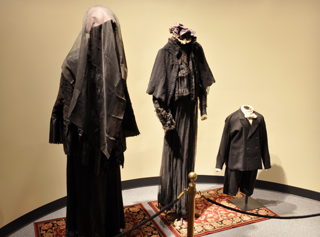 travels : The National Museum of Funeral History