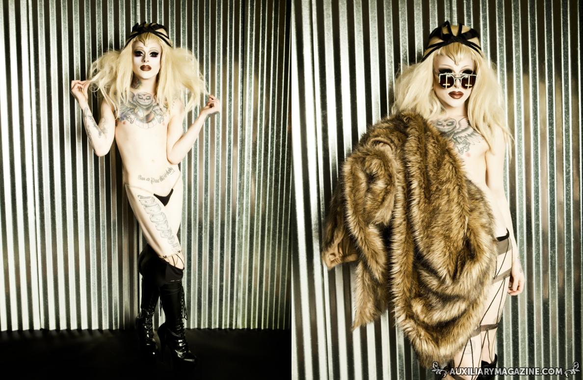 fashion editorial : Showstopper