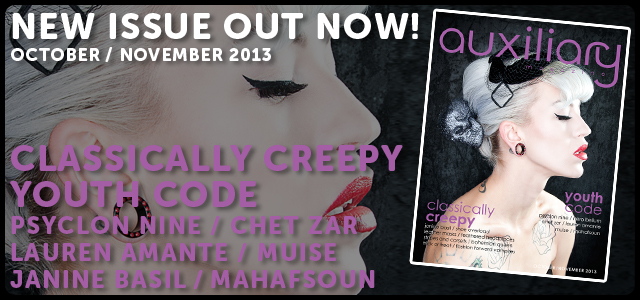 October/November 2013 Issue out now!