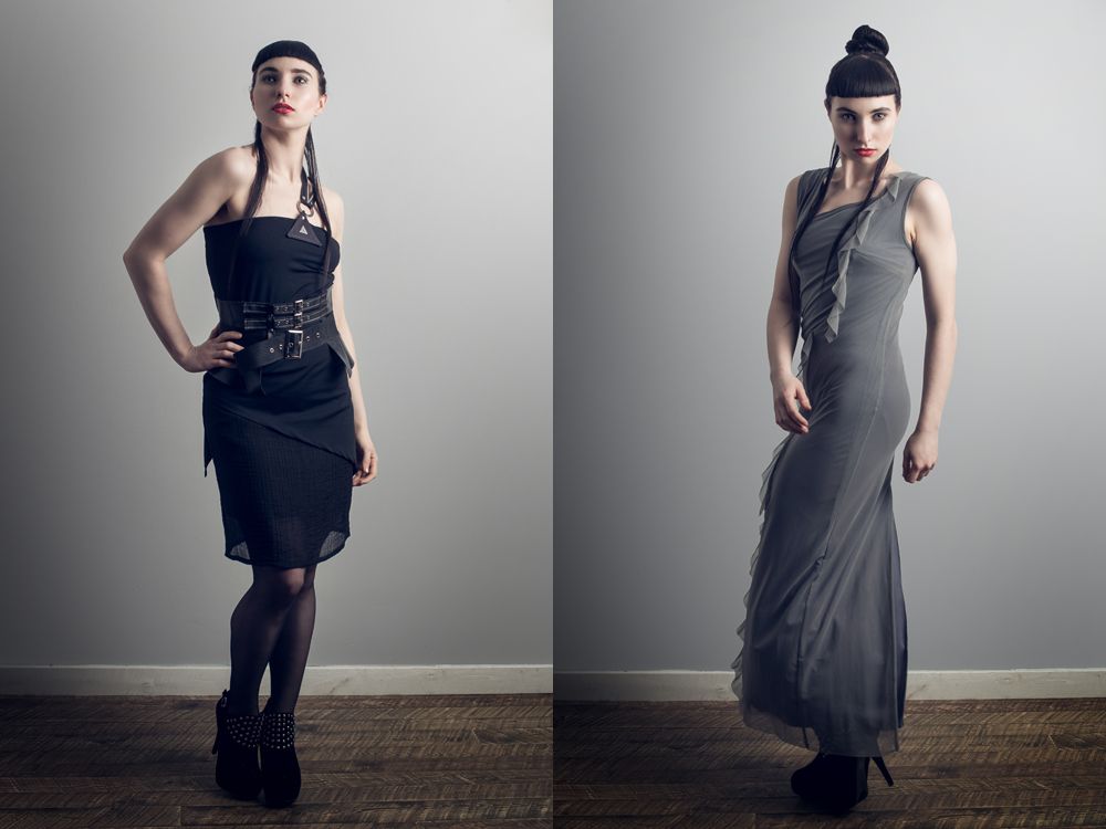 fashion find : Dystropolis Valhalla Collection