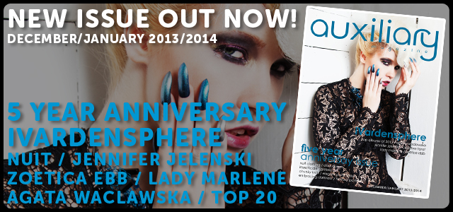 December/January 2013/2014 Issue out now!