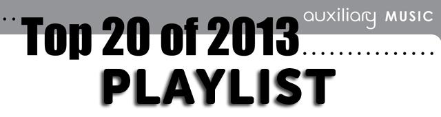 Top 20 of 2013