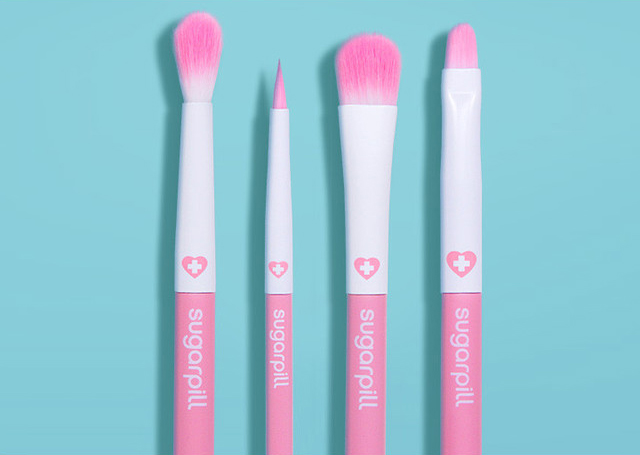 item of the week : Brush Set by Sugarpill Cosmetics