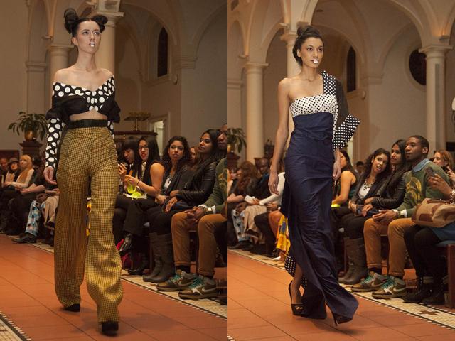 runway : The Set NYC's Fashion Week Benefit