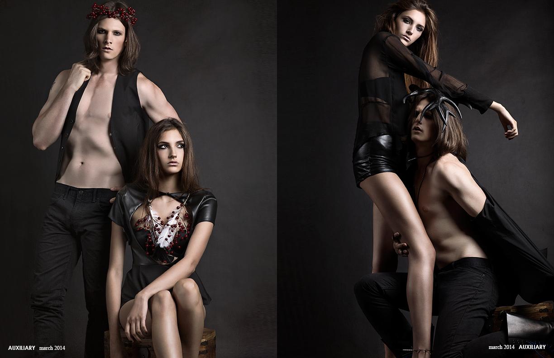 fashion editorial : Thaw
