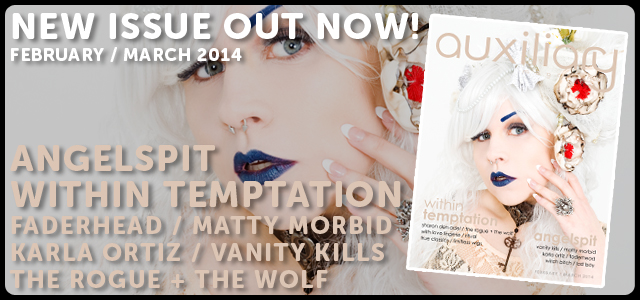 February/March 2014 Issue out now!