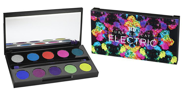 Electric Pressed Pigment Palette by Urban Decay