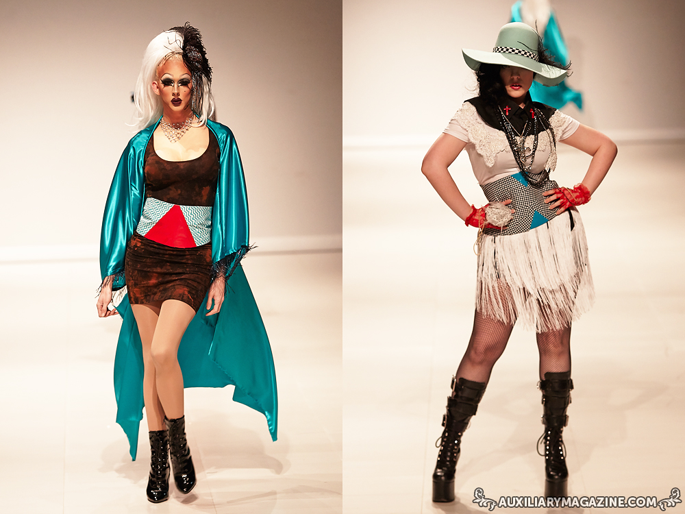 runway : Amplify Apparel at FAT 2014