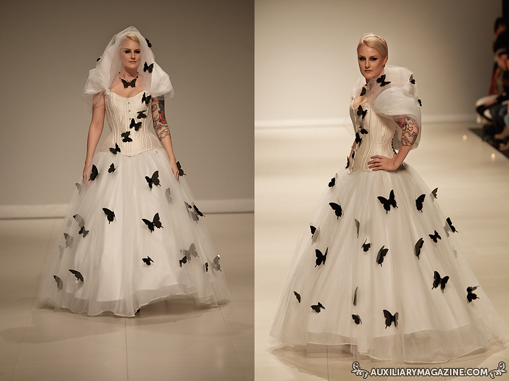 runway : Starkers Corsetry at FAT 2014