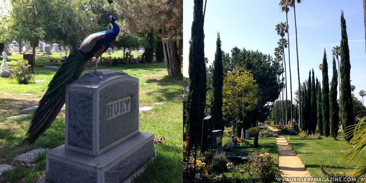 travels : Hollywood Forever Cemetery