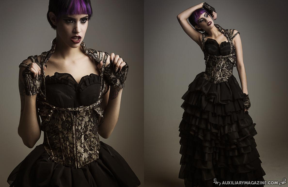 fashion editorial : Covet