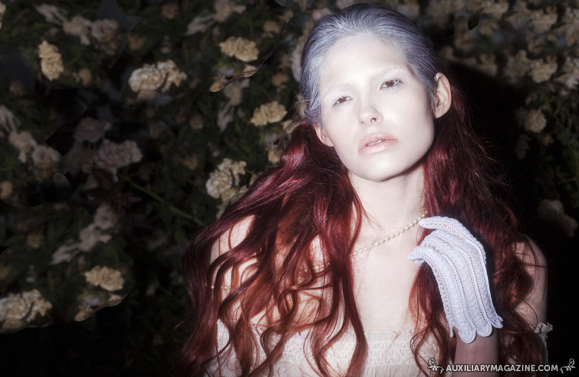 fashion editorial : Whispers in the Dark